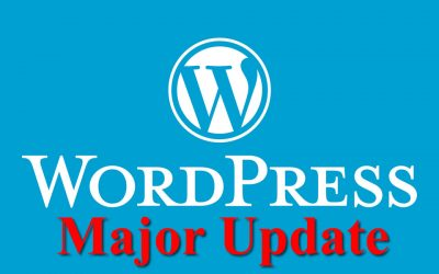 Major WordPress Update